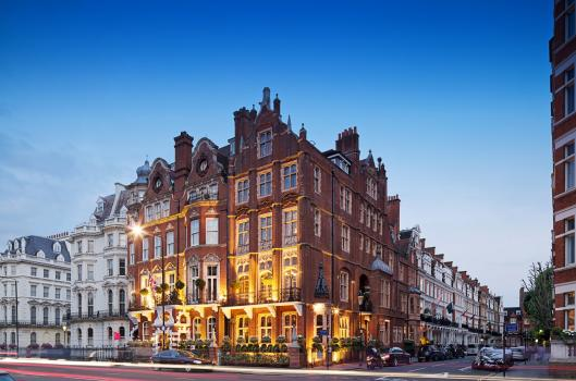 Wedding Venues London - The Milestone Hotel