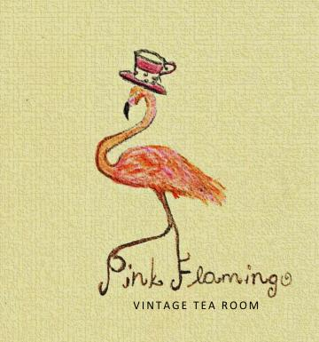 Wedding Caterers - Pink Flamingo Vintage Tearoom