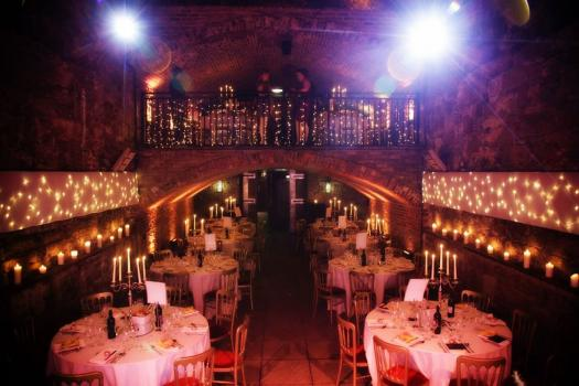 Urban Wedding Venues - The Caves