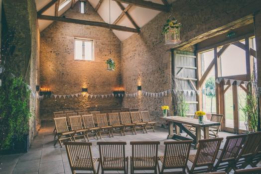 Exclusive Hire Wedding Venues - Stone Barn