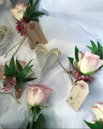 Wedding Decorations, Styling and Ideas - The Flower Boutique