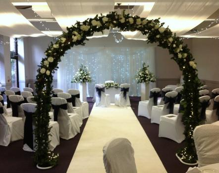 Civil Ceremony License Wedding Venues - Denham Grove