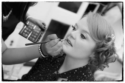 Wedding Hair and Make up  - Marie Tailor Makeup Artistry