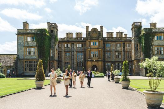 Country House Wedding Venues - Eynsham Hall