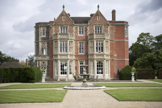 Country House Wedding Venues - Wickham House