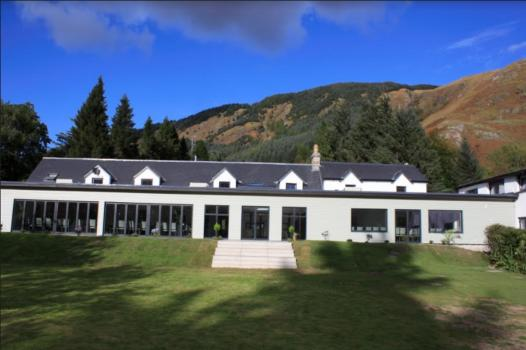 Exclusive Hire Wedding Venues - Brander Lodge Hotel
