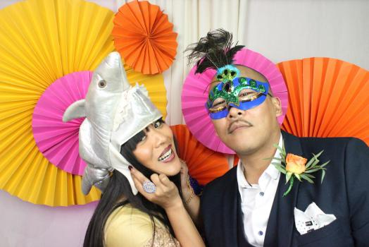 Photo Booth Hire - Oh Snap UK
