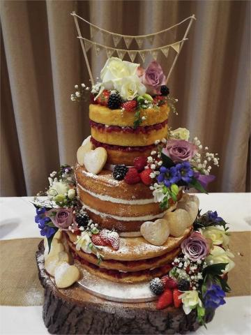 Wedding Cakes, Ideas, Inspiration and Makers - Gail's Cake Pantry