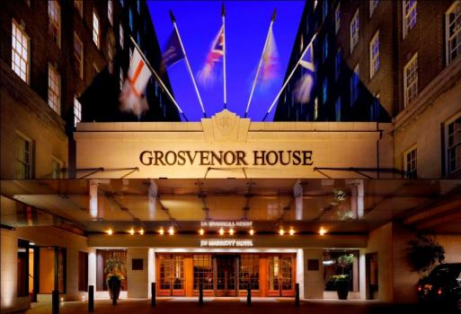 Asian Wedding Venues - Grosvenor House, A JW Marriott Hotel