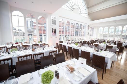 Exclusive Hire Wedding Venues - Roast Restaurant