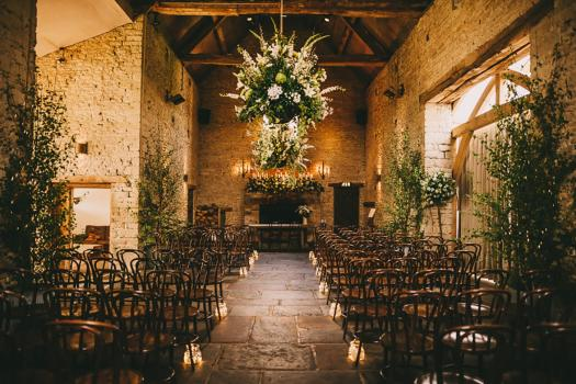 Exclusive Hire Wedding Venues - Cripps Barn