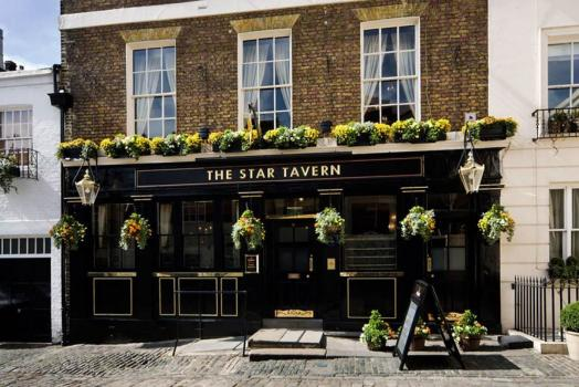 Urban Wedding Venues - The Star Tavern