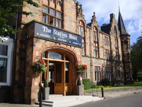 Civil Ceremony License Wedding Venues - Station Hotel
