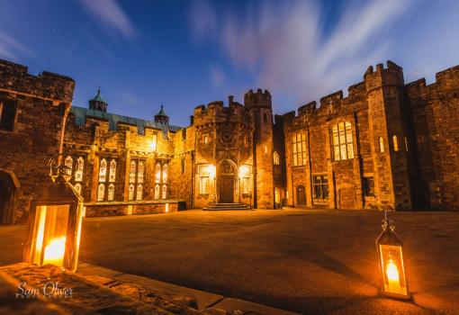 Venues - Berkeley Castle