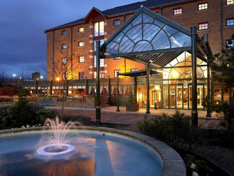 Urban Wedding Venues - Manchester Victoria & Albert Hotel