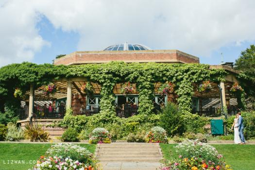 Exclusive Hire Wedding Venues - The Sun Pavilion