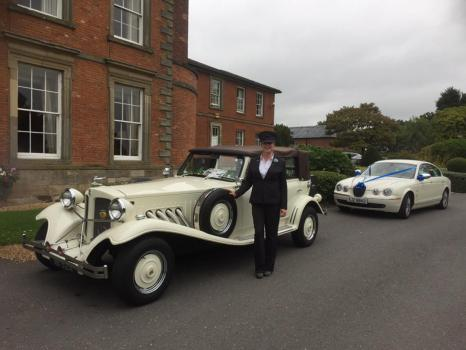Wedding Transportation - Coventry Wedding Cars