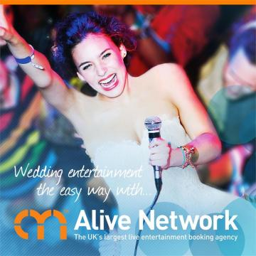 Music & Entertainment - Alive Network Entertainment Agency