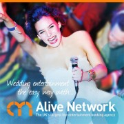 Contact Rich at Alive Network Entertainment Agency now to get a quote