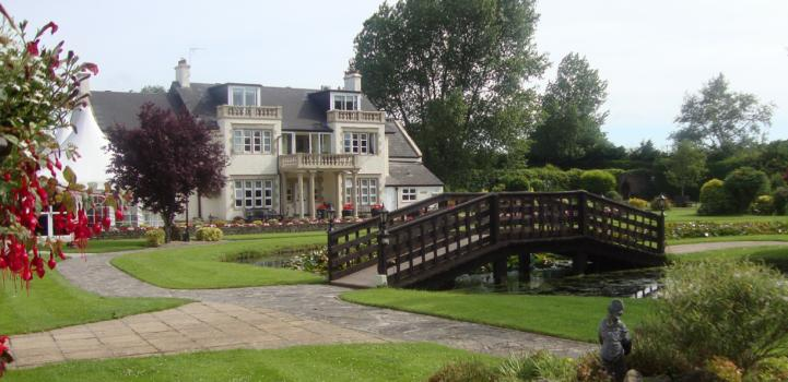 Country House Wedding Venues - Rookery Manor Hotel & Spa