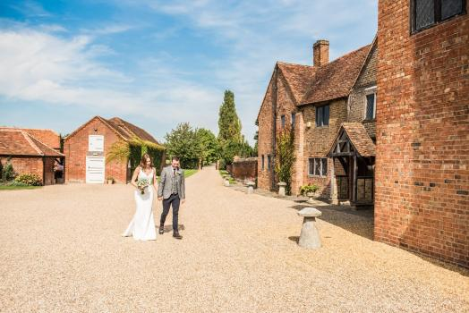 Exclusive Hire Wedding Venues - Lillibrooke Manor & Barns
