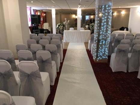 Civil Ceremony License Wedding Venues - Sefton Park Hotel