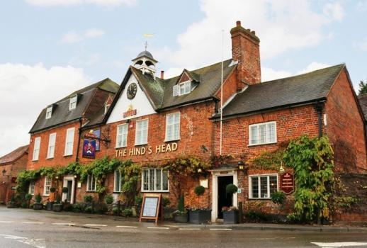 Pub Wedding Venues - The Hinds Head