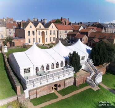 Country House Wedding Venues - York House at The Talbot