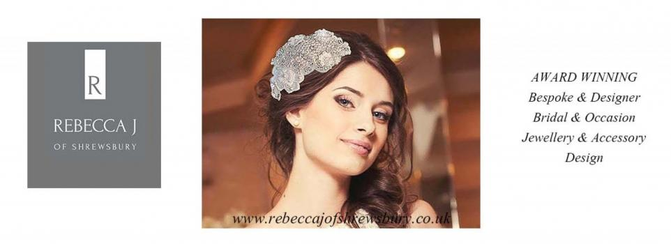 Wedding Accessories - Rebecca J of Shrewsbury