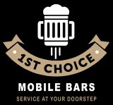 Contact 1st at 1st choice mobile bars now to get a quote