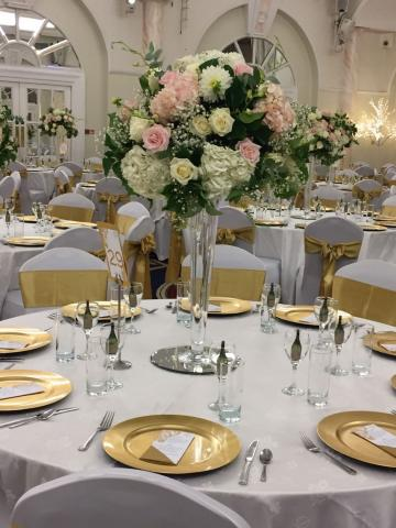 Flowers - NCS Wedding & Event Planning