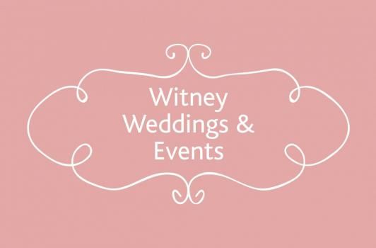Wedding Favours -  Designers - Witney Weddings & Events