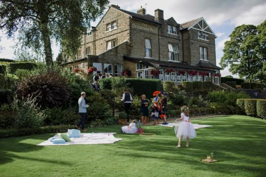 Unusual Wedding Venues - The Devonshire Fell