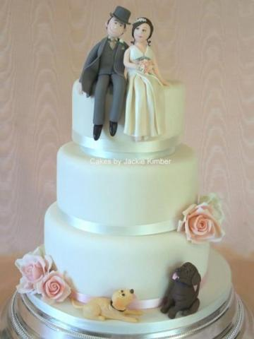 Wedding Cakes, Ideas, Inspiration and Makers - Cake Expectations