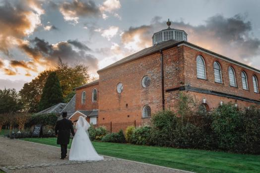 Exclusive Hire Wedding Venues - Kings Chapel