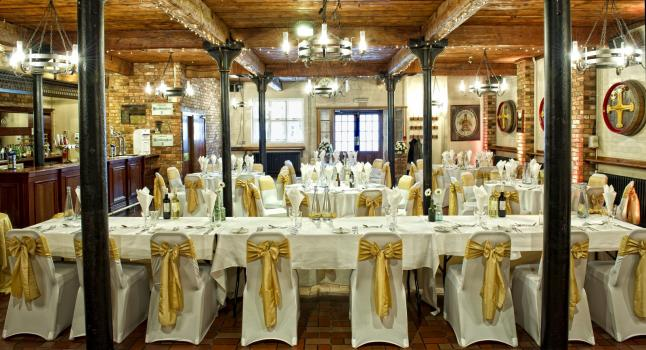Civil Ceremony License Wedding Venues - National Brewery Centre