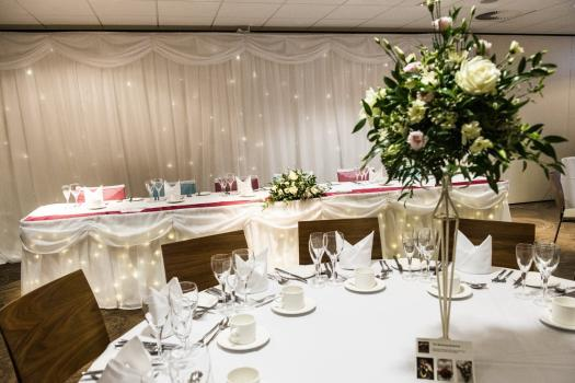 Urban Wedding Venues - Holiday Inn Winchester