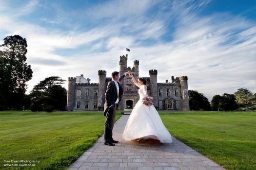 Exclusive Hire Wedding Venues - Hensol Castle