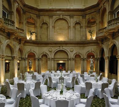 Urban Wedding Venues - Bristol Marriott Royal Hotel