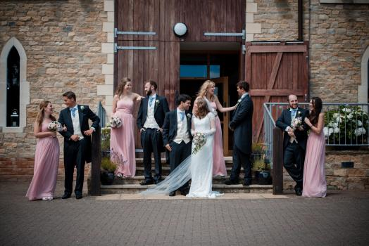 Barn Wedding Venues - Worton Hall