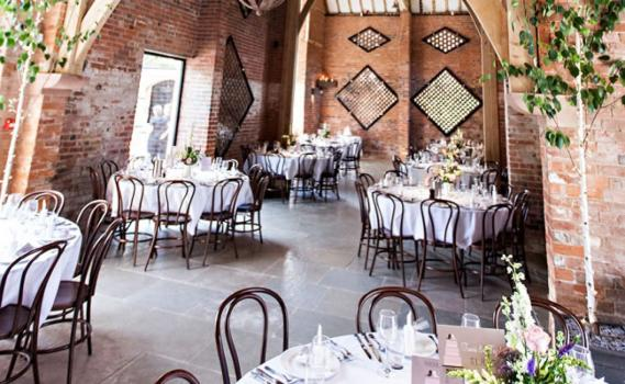 Exclusive Hire Wedding Venues - Shustoke Farm Barns