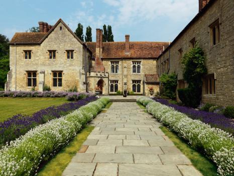 - Notley Abbey