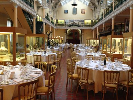 Urban Wedding Venues - Birmingham Museum & Art Gallery
