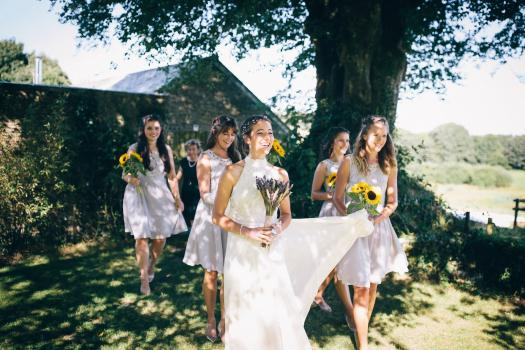 Exclusive Hire Wedding Venues - Trenderway Farm