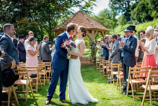Exclusive Hire Wedding Venues - The Longhouse