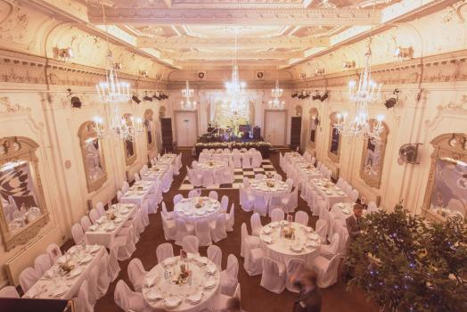 Exclusive Hire Wedding Venues - Bush Hall