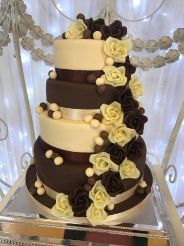 Wedding Cakes, Ideas, Inspiration and Makers - Oh For Goodness Cake!