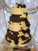 Contact Sue at Oh For Goodness Cake! now to get a quote