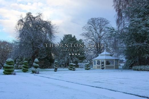 Country House Wedding Venues - Thornton Hall Hotel & Spa