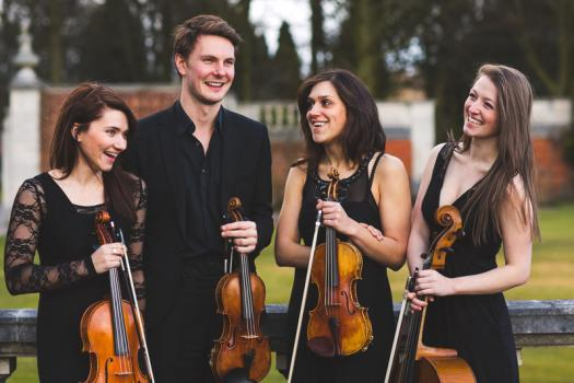 String Quartet Hire | Weddings - Leos Strings
